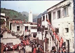 MUTSAMUDU ANJOUAN - COMORES - La Place Pangahari . - Comoros