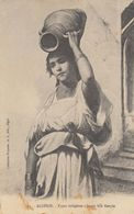 ALGERIA - 1914 - Cartolina Viaggiata  Riproducente Una Giovane Donna Kabyle - Donne