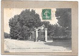 SAINT VALERY SUR SOMME - 80 -  Entrée Principale Du Casino - INTROUVABLE SUR LE SITE   - DELC5** -- - Saint Valery Sur Somme