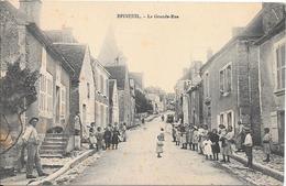 EPINEUIL - La Grande-Rue - France