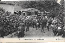 Lèves - Les Caves Gauloises - Lèves