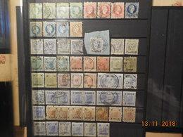 Lot De Timbres Du Levant Autrichien Et Allemand - Stamps