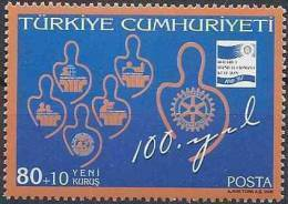 2005 TURQUIE 3159** Rotary - 1921-... Republik