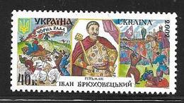 UKRAINE 2002 HISTOIRE DE L'UKRAINE  YVERT N°438  NEUF MNH** - Ukraine