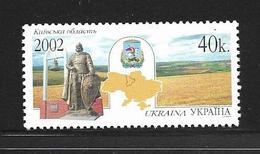 UKRAINE 2002 REGIONS UKRAINIENNES  YVERT N°446  NEUF MNH** - Ukraine