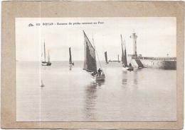 ROYAN - 17 -  Bateaux De Peche Rentrant Au Port - DRO - - Royan