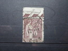 "VEND TIMBRE DE FRANCE N° 284 + BDF , CACHET HEXAGONAL "" ST-BRIEUC "" !!! - 1932-39 Paix"