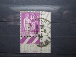 "VEND TIMBRE DE FRANCE N° 281 + 2 BDF + CD , CACHET "" AMIENS - GARE "" !!! - 1932-39 Paix"