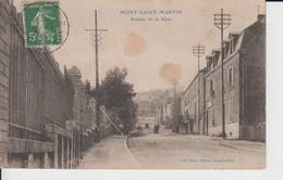 MEURTHE Et MOSELLE  - MONT SAINT MARTIN - Avenue De La Gare - Mont Saint Martin