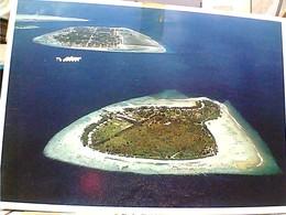 MALDIVE ISLE VILINGILI And MALE STAMP TIMBRE  SELO TOURISM WINDSURFING RF 2 GX5672 - Maldive