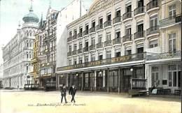 Blankenberghe - Hôtel Pauwels (Animaée, Colorisée, Grand Hôtel Café, Aqua Photo) - Blankenberge