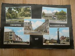 Groeten Uit Roosendaal Not Used - Roosendaal