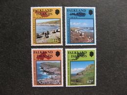 FALKLAND:TB Série N° 530 Au N° 533, Neufs XX. - Falkland