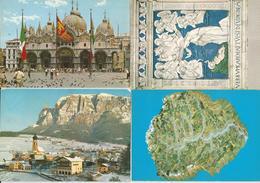 6 CARTOLINE PAESAGGISTICHE E NO ITALIA (14) - Cartoline