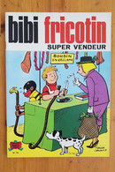 BIBI  FRICOTIN  N°74 - Bibi Fricotin