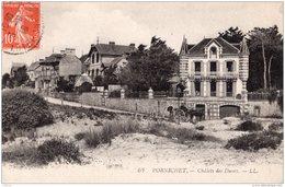 PORNICHET LES CHALETS LDES DUNES 1918 TBE - Pornichet