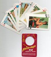 Cartes A Jouer - Pin-up 32 Cartes Neuve - Otras Colecciones