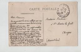 Généalogie Carte 1916 Nerdeux St Martin La Forêt Angers Hémoglobine Durand De Grez Noyé - Généalogie