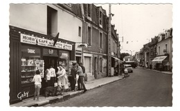 14 CALVADO - BERNIERES SUR MER Rue Du Général Leclerc - Autres Communes