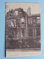 BOMBARDEMENT Antwerpen / Anvers 8 - 9 Oct 1914 Karel Oomsstraat - Rue Charles Ooms ( Zie Foto Voor Details ) ! - Guerre 1914-18