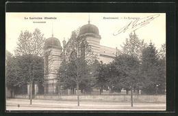 CPA Remiremont, Vue De Synagogue - Remiremont