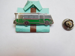 Beau Pin's En Zamac , Transport Bus VETRA C360 ,  RATP , METRO , RER , Signé Ballard , - Transportation