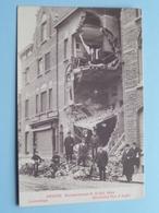 BOMBARDEMENT Antwerpen / Anvers 8 - 9 Oct 1914 Leemstraat BERCHEM Rue D'Argile ( Zie Foto Voor Details ) ! - Guerre 1914-18