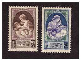 Timbre N° 440 Et 441 Neufs  *** - Unused Stamps
