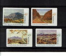 AUSTRALIE  2139 à 2142 - 2000-09 Elizabeth II