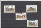Malawi Nº 549 Al 552 - Malawi (1964-...)