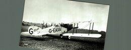 Bristol Aeroplane Company  (tourer Seely ) 14 * 9 CM - Aviación