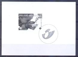 België - 2009 - Rode Kruis - Feuillets Noir & Blanc