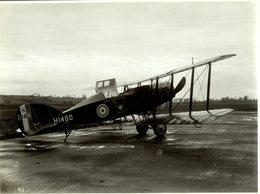 Bristol Aeroplane Company  (tourer Seely ) 23 * 17 CM - Aviation