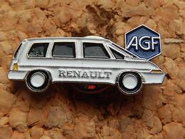 Pin's - RENAULT AGF - Renault