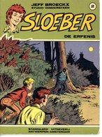 Sloeber 2 - De Erfenis (1ste Druk) 1982 - Sloeber