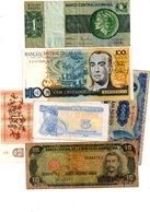 Lot De 23 Billets TTB, Usagés De Différents Pays - Voir Les Scans, Voir état - Coins & Banknotes