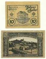 1920 - Austria - Steinbach Notgeld N75 - Austria
