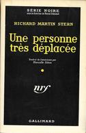 """SN N° 503 -""""Une Personne Très Déplacée""""-R.M.STERN- 1959--BE - Série Noire"""