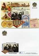 CHess Schach Match Tournament SPB Russia 1895/96 - Chess