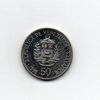Venezuela - 1988 - 50 Bolivares - Vedi Foto - (MW1851) - Venezuela