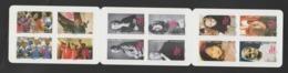 """FRANCE / 2010 / Y&T N° AA 417/428 ** Carnet Ou BC417 ** : """"Violences Faites Aux Femmes"""" (12 TVP LP) - état D'origine - Carnets"""