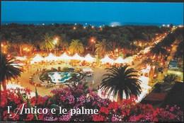 GRAN MERCATO DELL'ANTICO - L'ANTICO E LE PALME - SAN BENEDETTO DEL TRONTO  2001 - NUOVA - Borse E Saloni Del Collezionismo