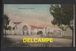 DF / MAROC / CASABLANCA / L' AVIATION / CIRCULÉE EN 1923 - Casablanca