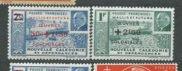WALLIS-ET-FUTUNA  N°  131/32  **  TB  2 - Wallis-Et-Futuna