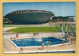 C.P.M. Saint-Nazaire - Bassin De Plein Air Et Salle Des Sports - Saint Nazaire