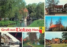 D1399 Gruss Aus Uetze Han. - Allemagne