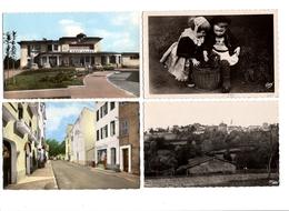 LOT  DE 52 CARTES  POSTALES  SEMI-MODERNE  DIVERS  FRANCE  N29 - Postcards