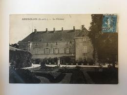 Germolles - Le Chateau - Frankrijk