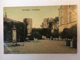 Germolles - Le Chateau - France