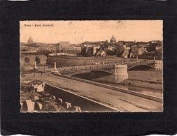 81315    Italia,  Roma, Ponte  Garibaldi,  VG  1907 - Ponts